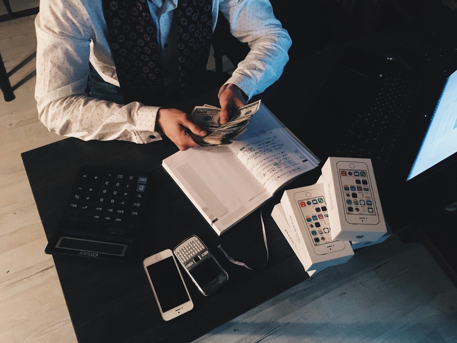 Risico verminderen met bedrijfsinformatie